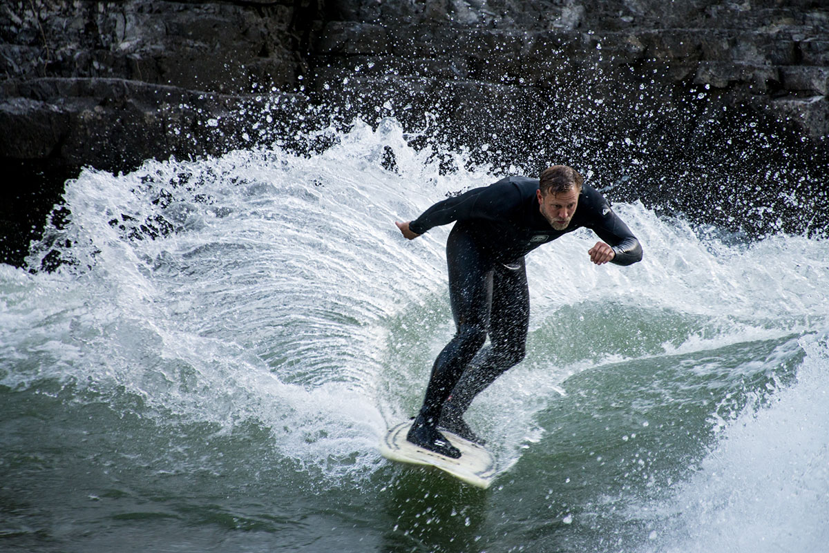 Common River Surfing Risks