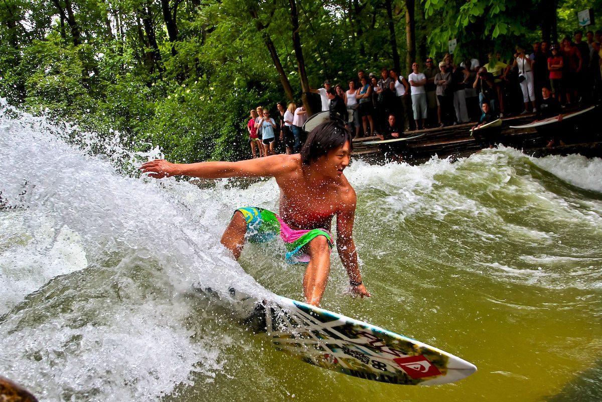 River Surf League 2021 Tour